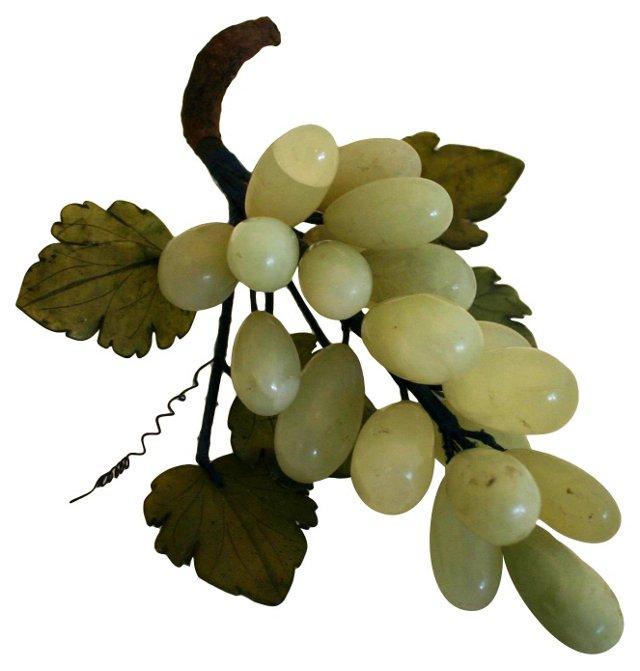 Celadon Green Jadeite Grapes