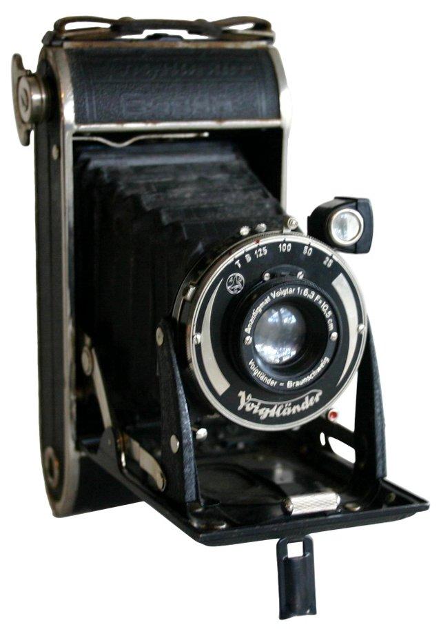 Voigtlander Folding Camera