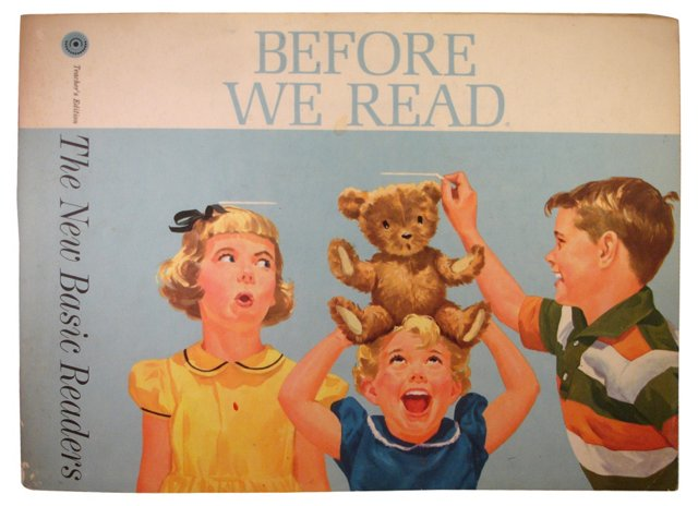 Dick and Jane: Before We Read