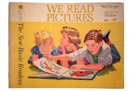 Dick & Jane, We Read Pictures