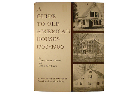 Old American Houses 1700 - 1900