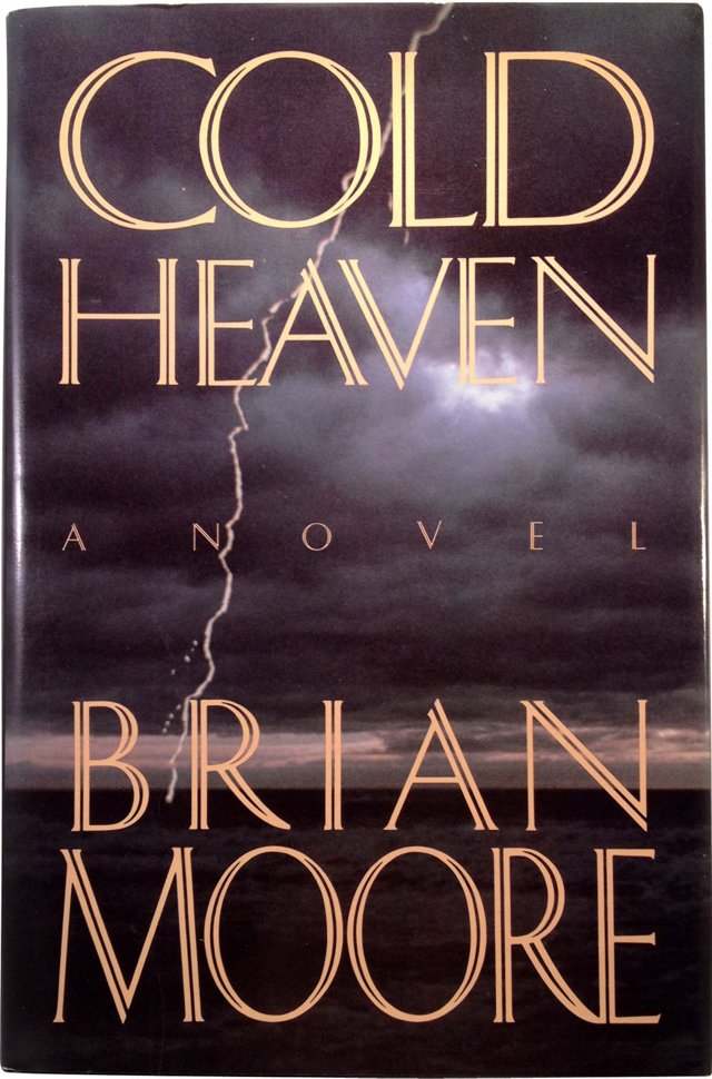 Brian Moore's Cold Heaven, Signed