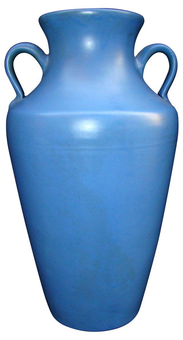 Catalina Island Double-Handled Vase