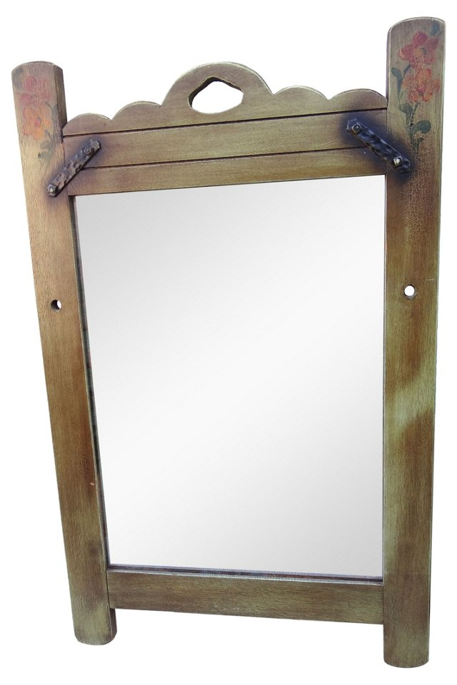 Monterey Style Mirror