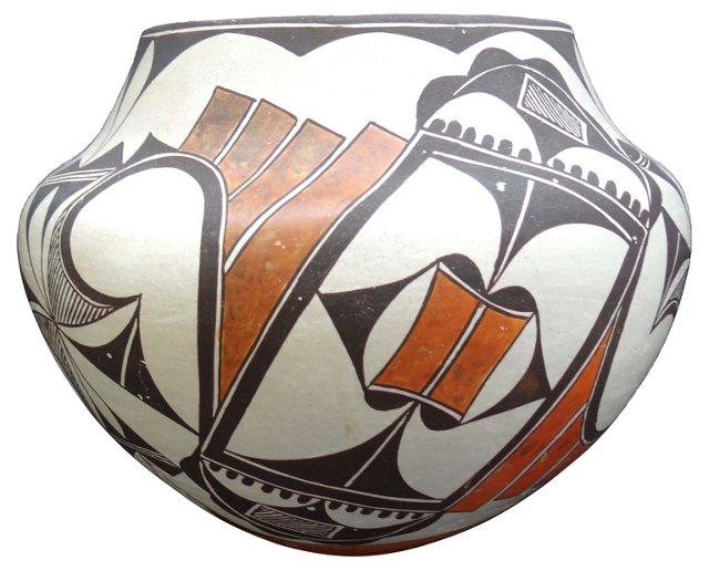 Acoma Puebla Pot