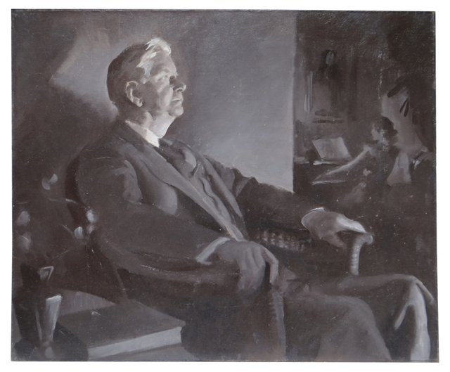 Portrait of a Man by Robert T. Ayers