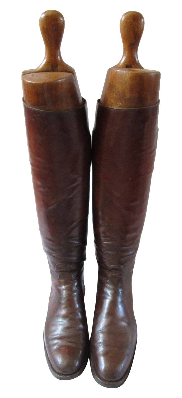 English Equestrian Boots w/ Wood Trees