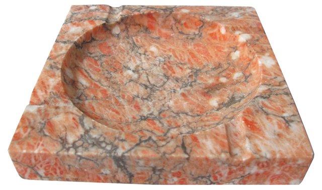 1960s Marble Ashtray