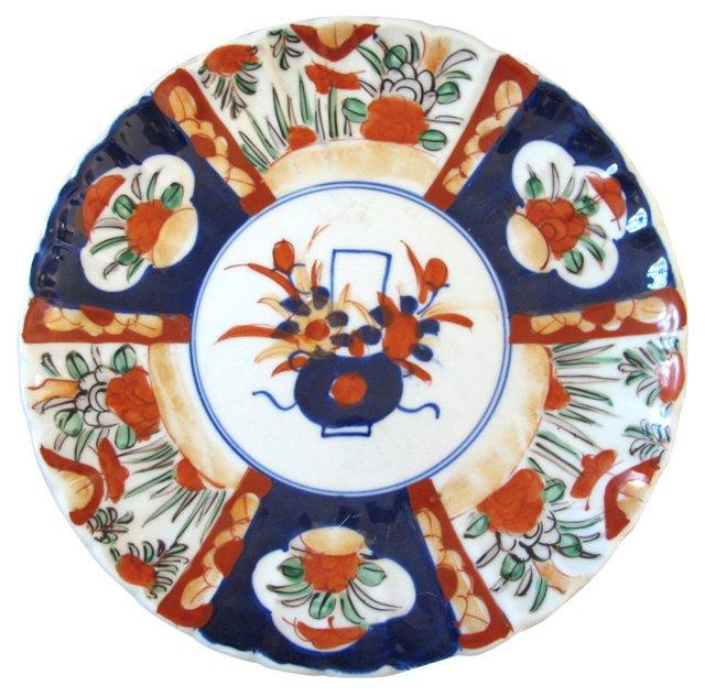 Antique Japanese Porcelain  Charger