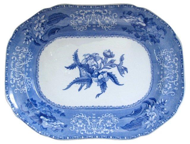 Spode's Camilia Transferware Platter