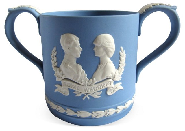 Charles & Diana Commemorative Loving Cup