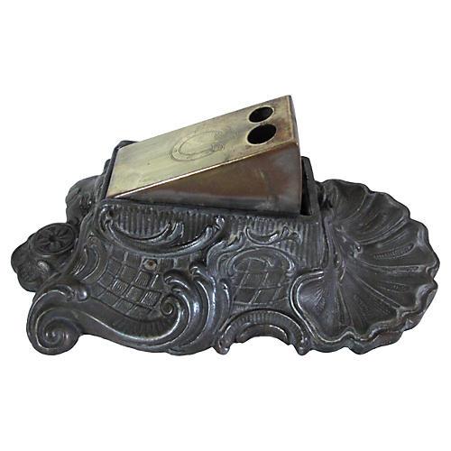 Antique Cigar & Cigarette Cutter