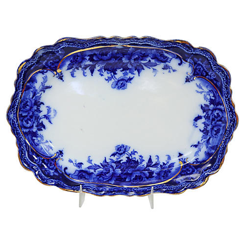 Wedgwood Flow Blue Roma Platter