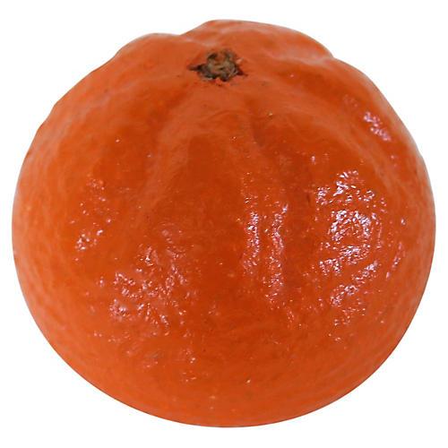 1960s Italian Alabaster Clementine