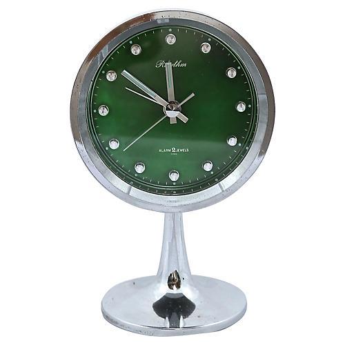 Mid-Century Japanese Alarm Clock