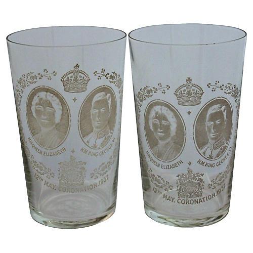King George VI Coronation High Ball, S/2