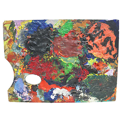 French Artist's Palette