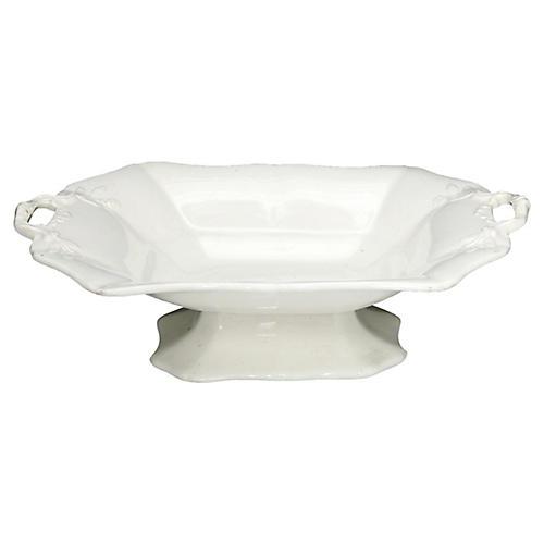 Antique Wedgwood Creamware Bowl