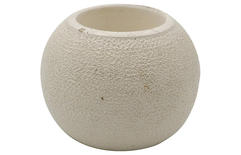 English Cream Carlton Ware Match Strike