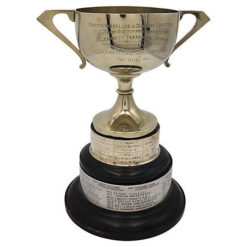 1932 English Swimming Club Trophy