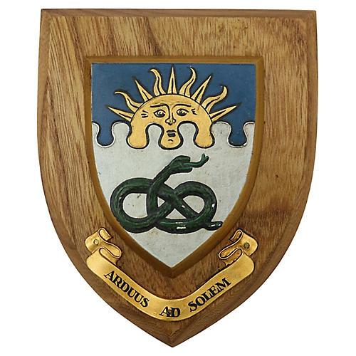 Victoria University of Manchester Crest