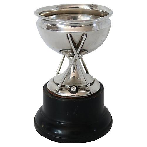 1911 Sterling Pool/Snooker Trophy