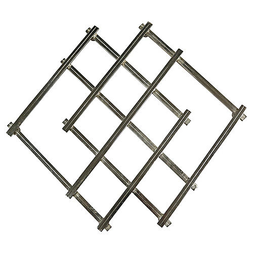 Mid-Century French Expandable Trivet