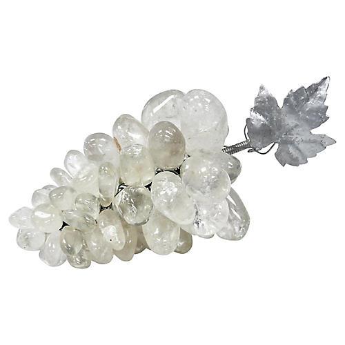Polished Quartz Natural Stone Grapes
