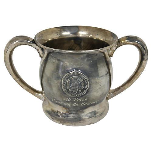 1916 University of PA Track/Field Trophy