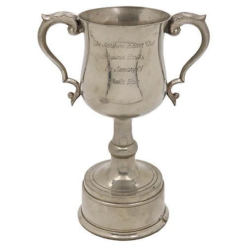 English Boxer Dog Club Trophy