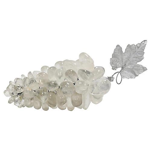 Polished Agate Stone Grape Cluster