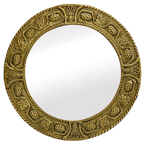 Convex Mirror One Kings Lane