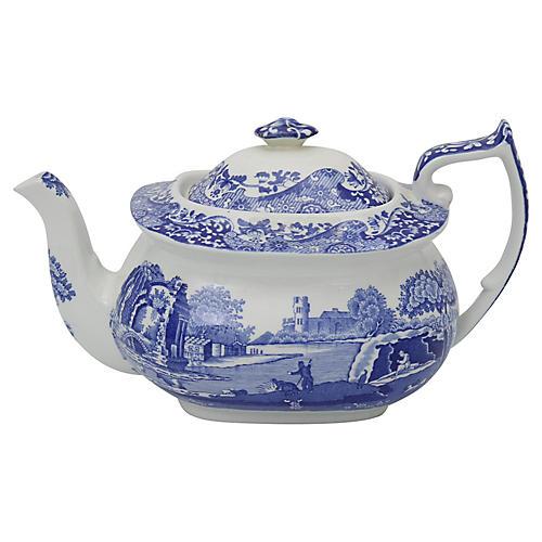 Spode's Italian Teapot