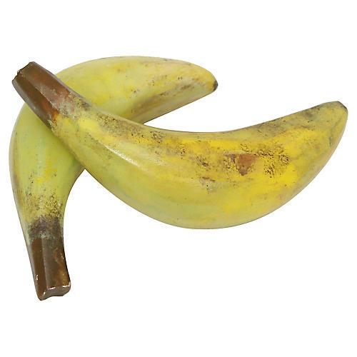 Italian Alabaster Bananas, S/2