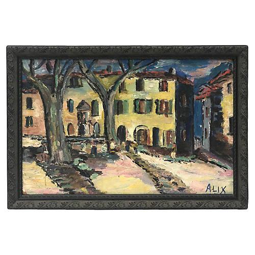 Midcentury French Village