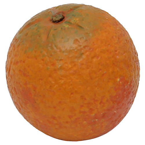 Italian Alabaster Orange