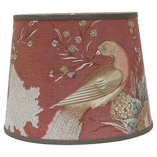 Vintage English Pendant or Lampshade