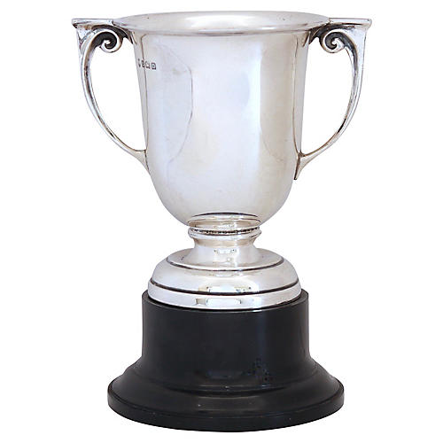 English Sterling Blank Trophy, 1928