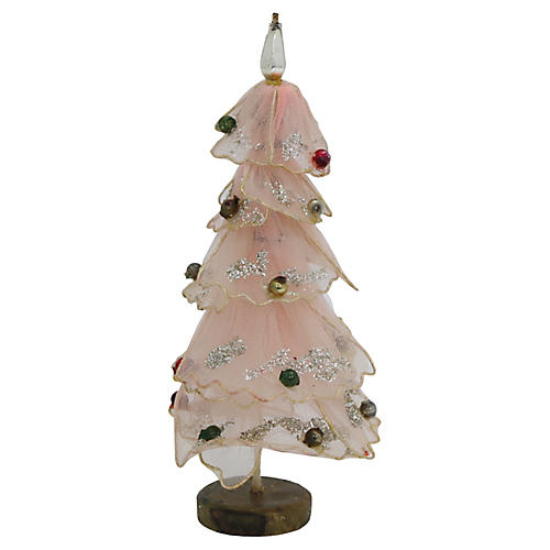 1960s Decorative Christmas Tree