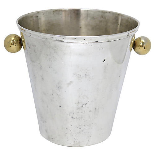 French Art Deco Champagne Bucket