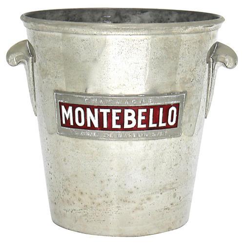French Montebello Champagne Bucket