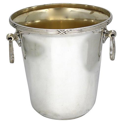 Mid-Century Wiskemann Champagne Bucket