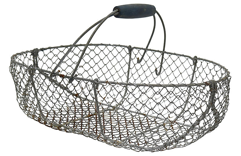 French Oyster Basket