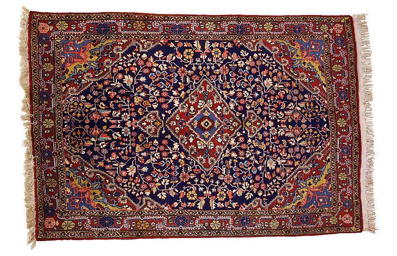 Pak-Persian Rug, 5'5