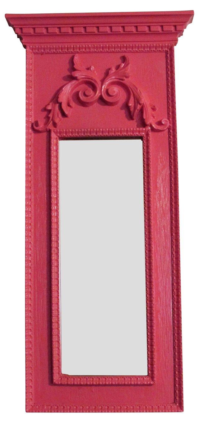 Midcentury Accent Mirror