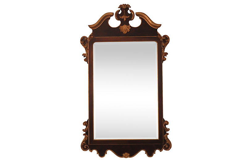 Italian Ornate Mirror