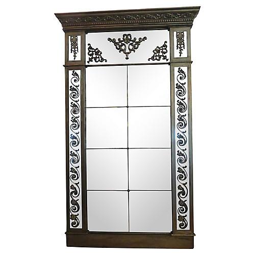 Oversize Italian Mirror