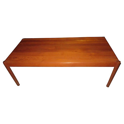 Midcentury Teak Coffee Table