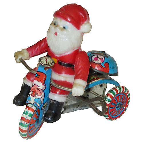 1950's Christmas Toy