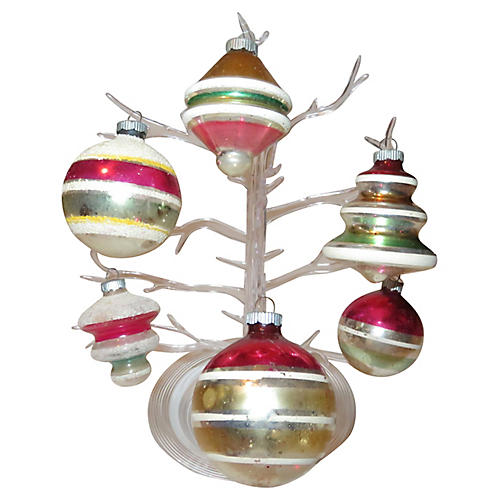 Christmas Ornaments S/6